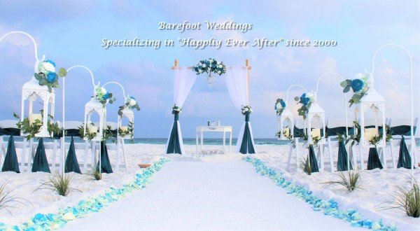 vow renewals, destin, florida