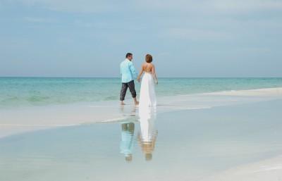 Destin Florida Barefoot Beach Weddings Vow Renewals