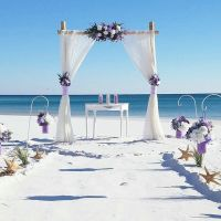 barefoot weddings, affordable, budget, package, destin florida