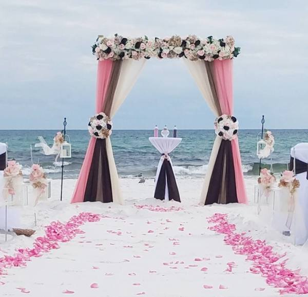 barefoot weddings, beach, package